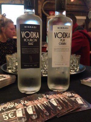 Vodka Ninkasi