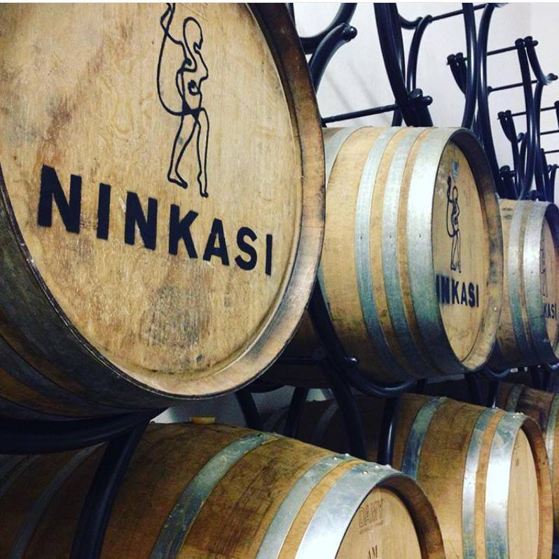 Fûts de chêne - Whisky Ninkasi