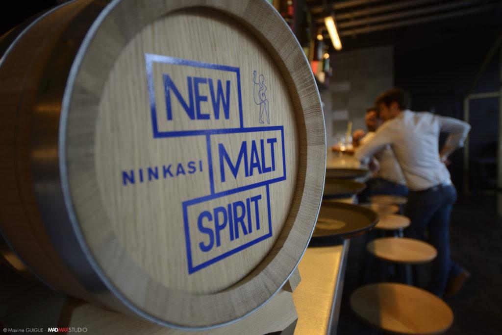 Mini fût New Malt Spirit