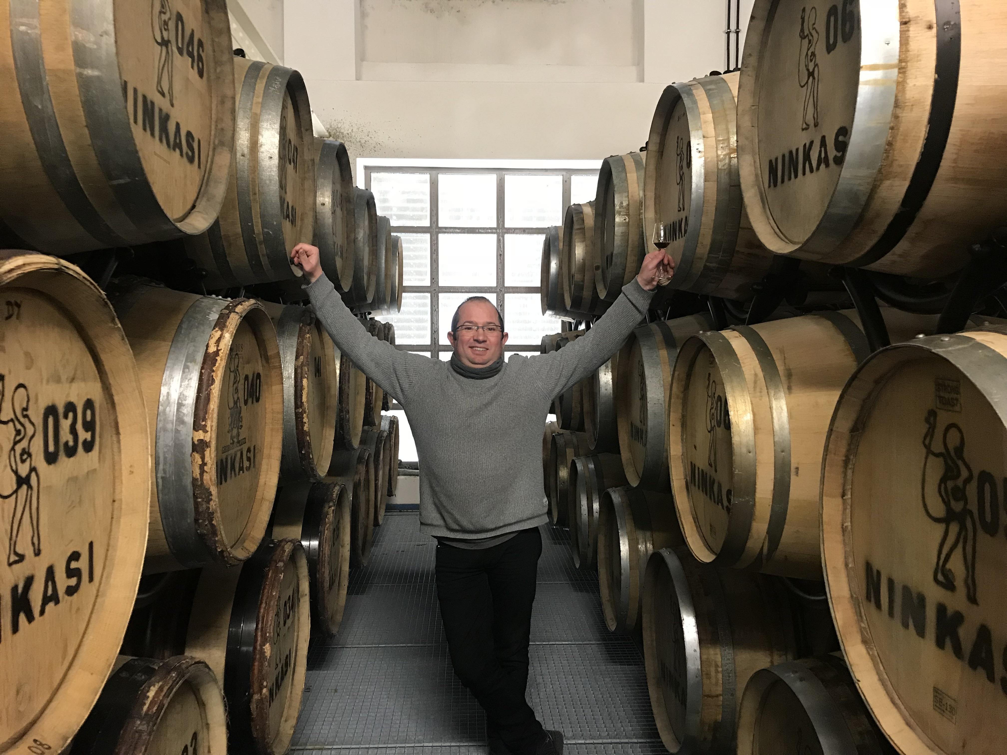 Alban maître distillateur