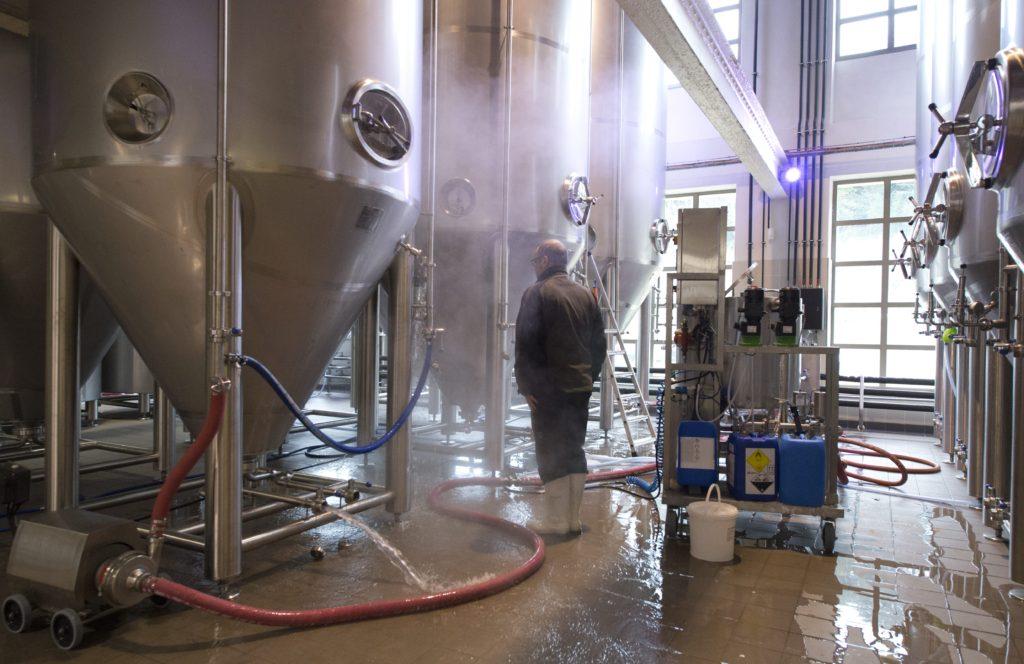 Fabrique de bières Ninkasi