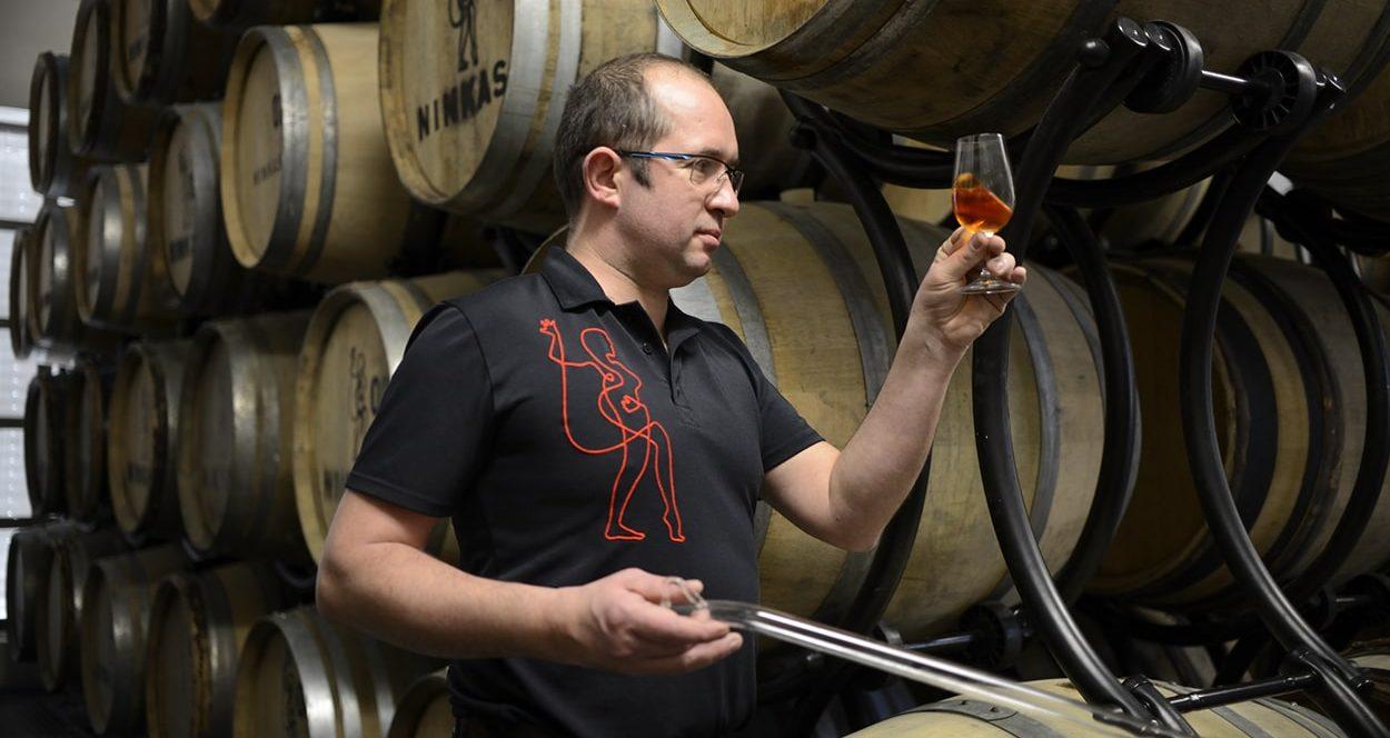 Alban Perret - Distillerie Ninkasi