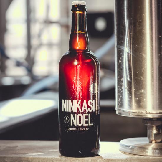 Ninkasi de Noël © Gaétan Clément